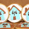 Realtor House Cookie