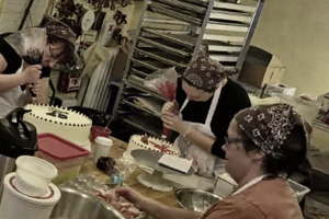 Tim Townsend's frenetic film about Team Butter: A Day At The Bakery